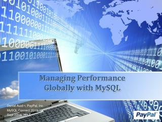 Managing Performance Globally with MySQL