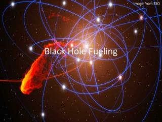 Black Hole Fueling