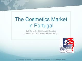 The Cosmetics Market in Portugal