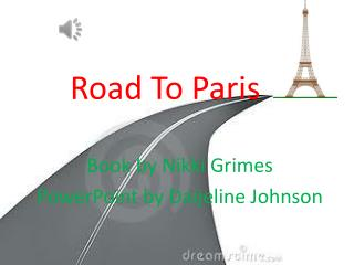 Road To Paris