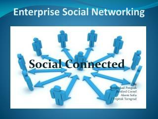 Enterprise Social Networking