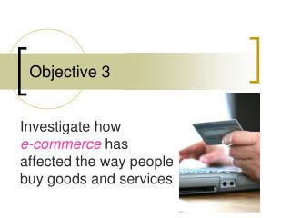 Objective 3