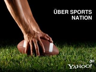 Über Sports nation