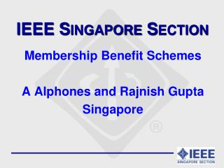 IEEE Singapore Section