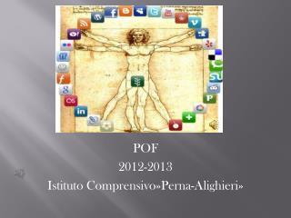 POF 2012-2013