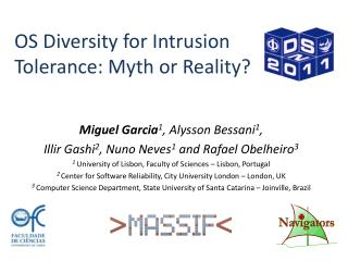 OS Diversity for Intrusion Tolerance: Myth or Reality?
