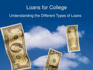 Loans for College