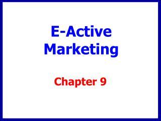 E-Active Marketing