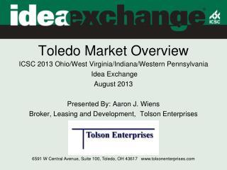 Toledo Market Overview