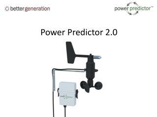 Power Predictor 2.0