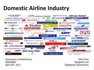 domestic airline industry European airline industry beginnings founded on 7 october 1919, klm is the  domestic air transport grew in china at 155 percent annually from 2001 to 2006 the .