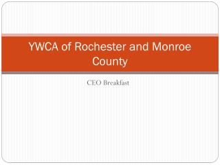 YWCA of Rochester and Monroe County