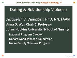 Dating & Relationship Violence