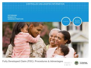 Fully Developed Claim (FDC): Procedures & Advantages