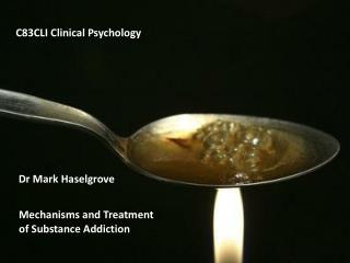C83CLI Clinical Psychology