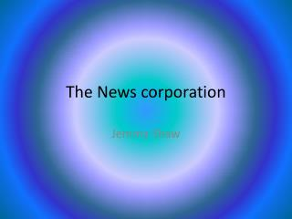The News corporation