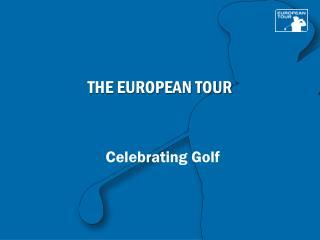 Celebrating Golf