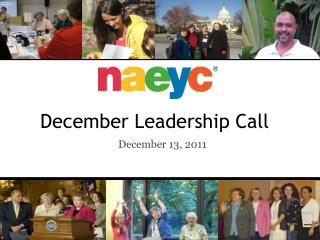 December Leadership Call