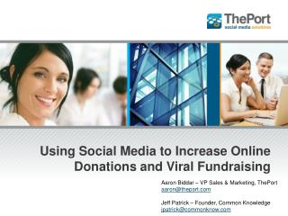 Using Social Media to Increase Online Donations and Viral Fundraising