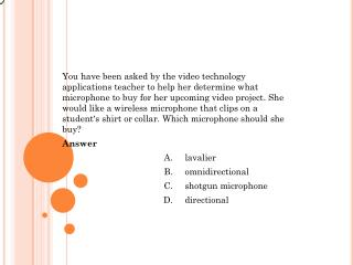 Question  Which of the following situations is both an effective and an equitable way to include computers in a school