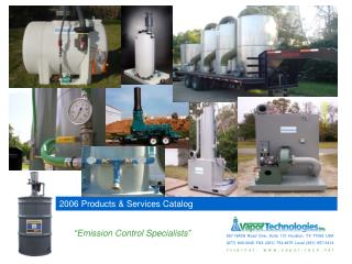 2006 Products & Services Catalog