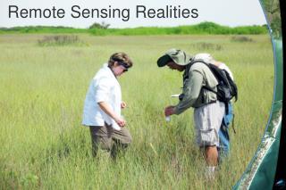 Remote Sensing Realities