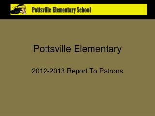 Pottsville Elementary