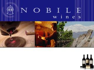 Nobile Wines