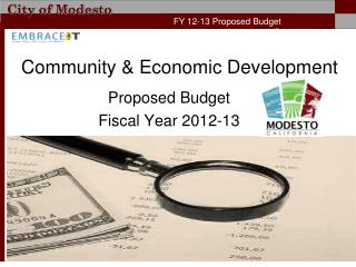 Community & Economic Development