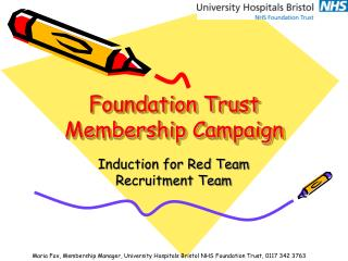 Foundation Trust Membership Campaign