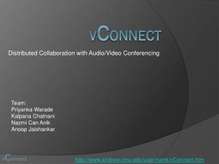 V C onnect