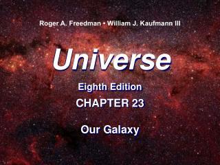 Universe Eighth Edition Roger A. Freedman   William J ...