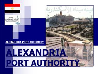 ALEXANDRIA PORT  AUTHORITY