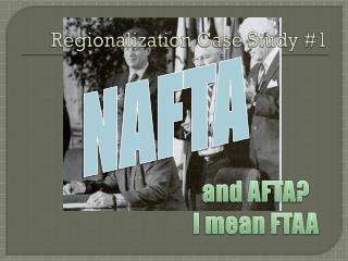 Regionalization Case Study #1