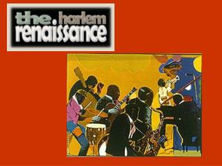 Harlem is located in New York City.  Many African-Americans settled there during The Great Migration.