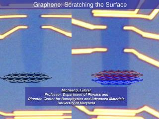 Graphene: Scratching the Surface