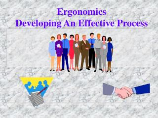 Ergonomics Developing An Effective Process