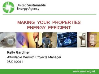 Making  Your  Properties  Energy  Efficient  Advice for Landlords
