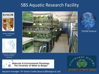 SBS Aquatic Research Facility