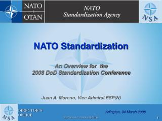 NATO Standardization