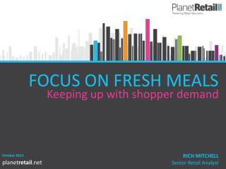 FOCUS ON FRESH MEALS