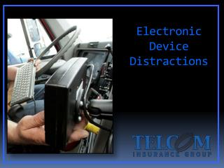 Electronic Device Distractions