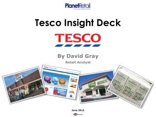 Tesco Insight Deck