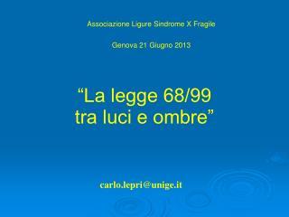 carlo.lepri@unige.it