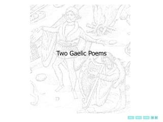 Two Gaelic Poems