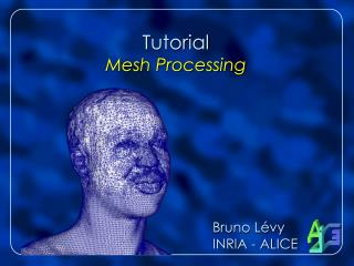 Tutorial Mesh Processing