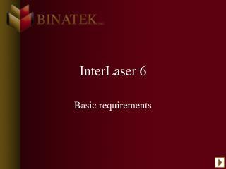InterLaser 6
