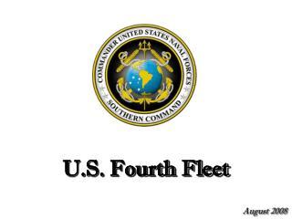 U.S. Fourth Fleet