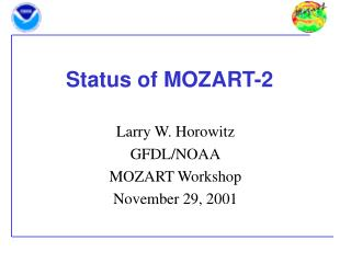 Status of MOZART-2