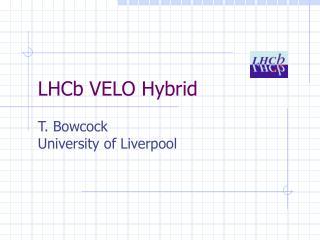 LHCb VELO Hybrid